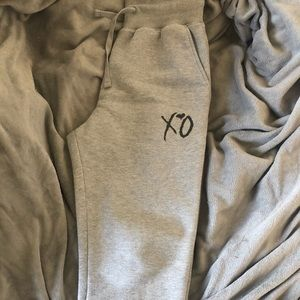 XO sweats